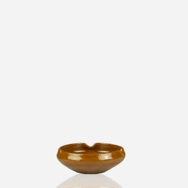 Askebæger – Brun – 8 cm