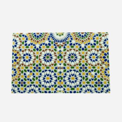 Keramisk flise – Mønstret – 40 cm