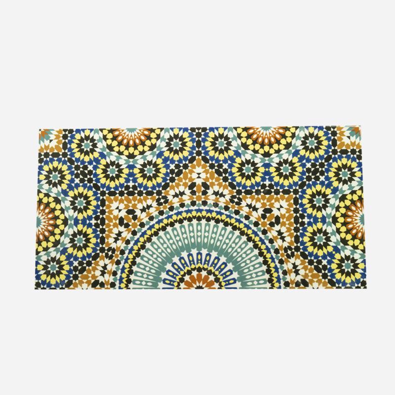 Keramisk flise – Mønstret – 50 cm