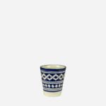 Glas – Blå – 8 cm