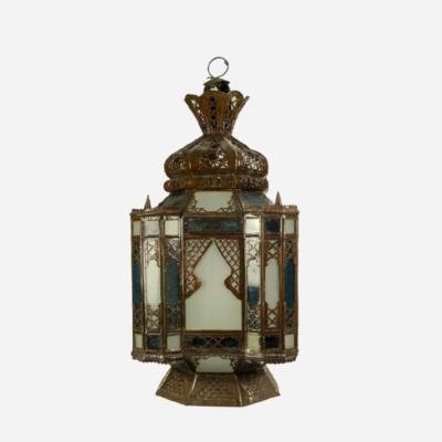 Lanterne – Kobber – 45 cm