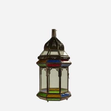 Lanterne – Kobber – 40 cm