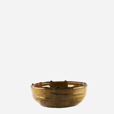 Skål – Gul – 18 cm