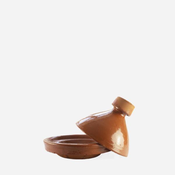 Tagine – Brun – 19 cm