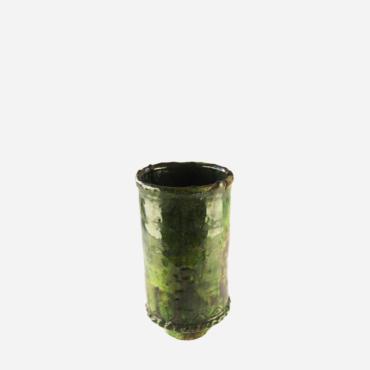 Vase – Grøn – 23 cm