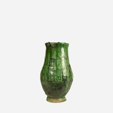 Vase – Grøn – 25 cm
