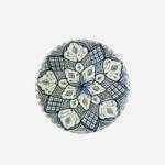 Fad – Blå – 36 cm