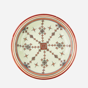 Fad – Rød – 51 cm