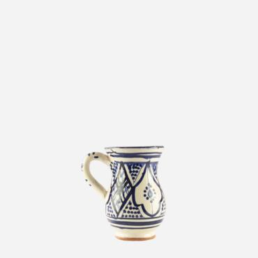 Mælkekande – Mønstret – 10 cm