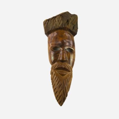 Maske – Træ – 50 cm