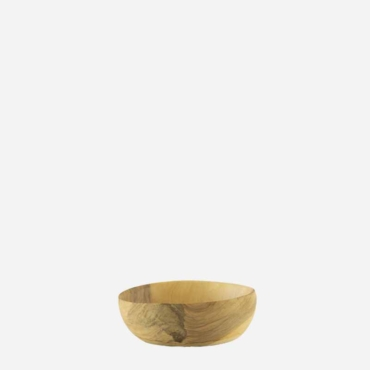 Skål – Nøddetræ – 7 cm