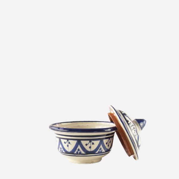 Skål – Blå – 12 cm