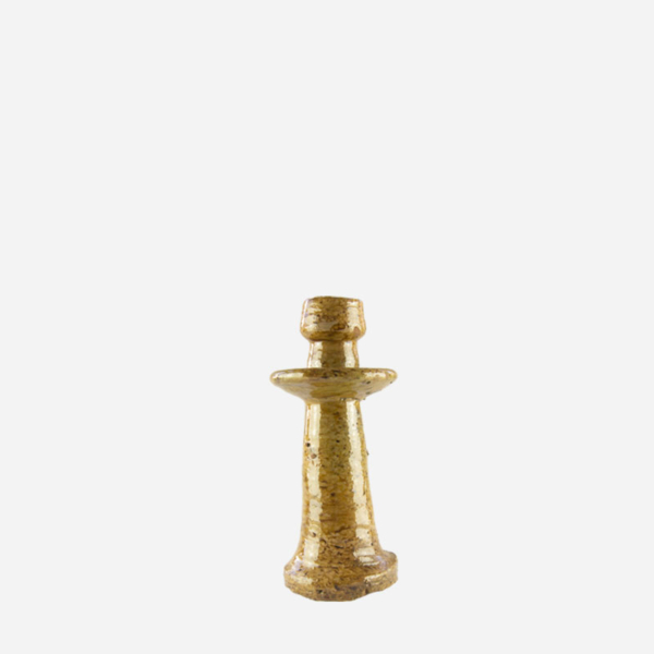 Lysestage – Keramik – 22 cm