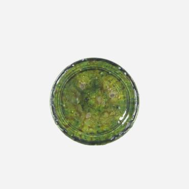 Tallerken – Grøn – 20 cm